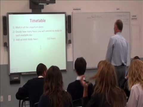 Art of Learning Lance G King Exam Study Timetabling Part 2