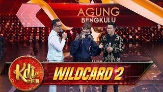WOW!! Semua Juri Dan Master Suka Sama Penampilannya Agung Malam Ini - Gerbang Wildcard 2 (4/8)