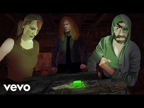 Megadeth - Dystopia online metal music video by MEGADETH