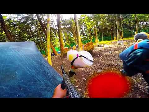 Paintball Novatos Colombia