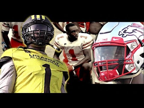 🔥🔥 INSANE HIGHLIGHTS | Army All-American | Clemson Commit | Derion Kendrick | South Pointe  (SC)