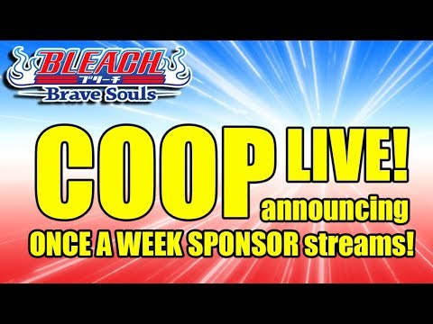 Bleach Brave Souls LIVE!