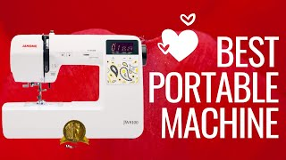 Portable Machine: 5 Best Portable Sewing Machines 2020