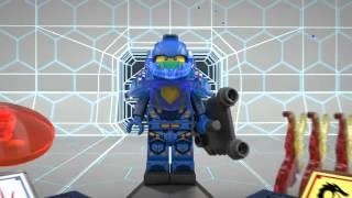 Lego Nexo Knights: Ultimate Clay Battle