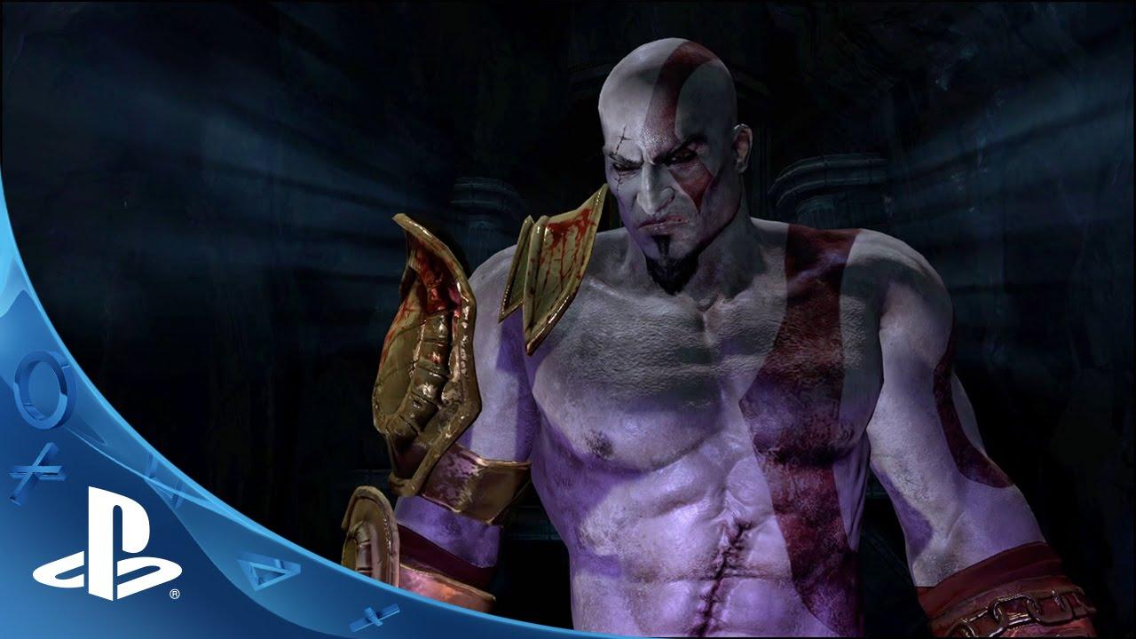 La nouvelle bande-annonce de God of War III Remastered dévoile le gameplay en 1080p/60fps