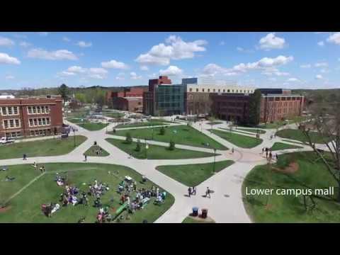 University of Wisconsin-Eau Claire - video