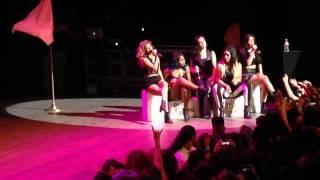 We Know | Fifth Harmony (live in San Antonio, Texas)