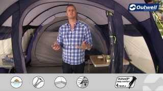 Outwell Whitecove 5 Tent | Innovative Family Camping