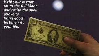 Bring me Money and Sucess Spell