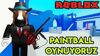 🔫 Paintball Oynuyoruz 🔫 | BIG Paintball | Roblox Türkçe