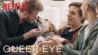 Queer Eye 🐶Puppy Makeover | Netflix