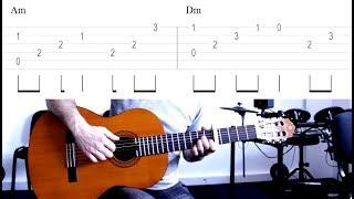 L'odeur Du Charbon   Dosseh (tuto Guitare)