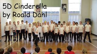 Year 5 poetry performance