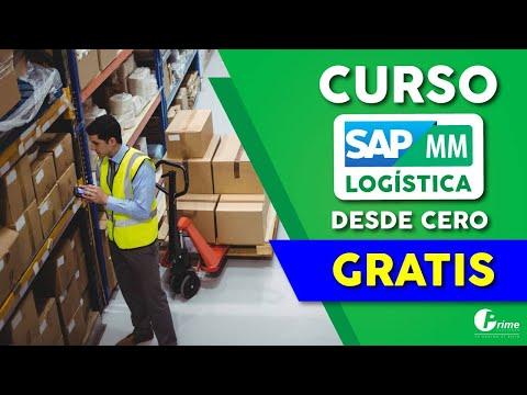 Curso SAP MM GRATIS - Curso SAP Hana, SAP Logistica