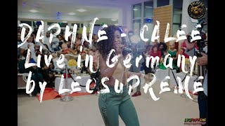 DAPHNE   CALEE Live In Frankfort  Germany   By LEOSUPREME   HD1080p