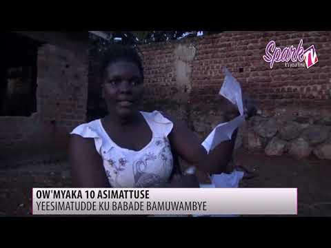 Omwana ow'emyaka 10 awonye okuwambibwa e Nabweru
