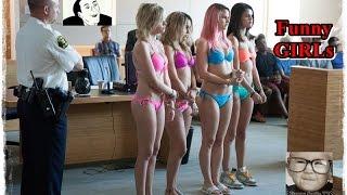 Приколы с девушками (красивыми) | Приколы над девушками - это очень весело! | Март 2017