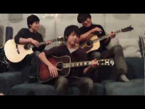Departure Kotaro Oshio 押尾コータロー Free Guitar Tabs