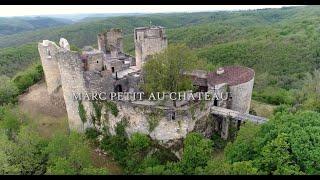 Exposition au Château de Roussillon dans le Lot
