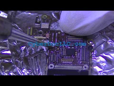 iPhone 5s Touch IC Repair (U15 / Sage2)