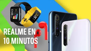 TODAS LAS NOVEDADES DE REALME EN 10 MINUTOS: Realme X3 Super Zoom, Realme 6s, Realme Watch y más