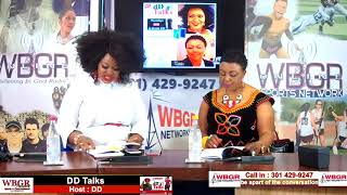 dDTalks interviews Dr. Eunice Gwanmesia about her book on Cultural Awareness