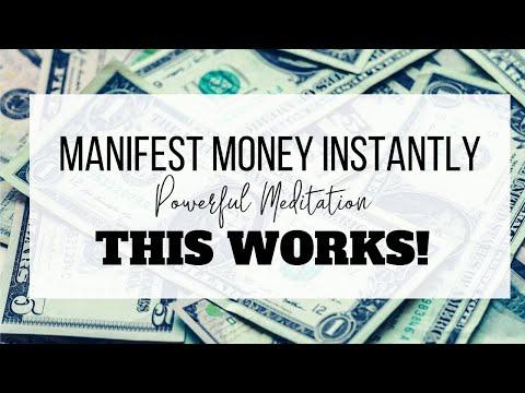 , title : 'Manifest Money FAST | 15 Minute Meditation