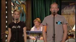 Speciální hosté Barbora Poláková a David Koller s písní Sami - Show Jana Krause 8. 6. 2012