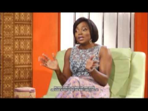 Funke Akindele on GbajumoTV