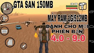 200MB|| GTA San Andreas Lite Download With Cleo Mod