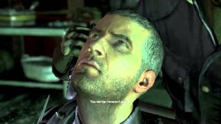 Splinter Cell Blacklist-Sam gets exposed to VX nerve gas