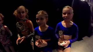 Moravská škola tance - sestřih soutěží 2017