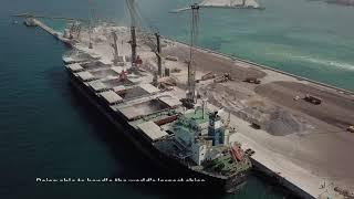 RAK Ports Construction Gateway Commercial Short Wrap (2019)