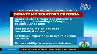 Uhuru and Raila to face each other in debate - VIDEO