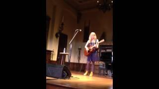Aoife O'Donovan Beekeeper 4.12.14 Caramoor Bedford NY bluegrass jam