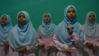 Video Narsya Capella - InsyaAllah By Maher Zain ( Cover ) #ifoph2016