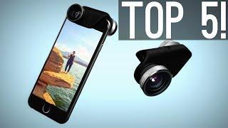 Top 5 Genius Smartphone Accessories!