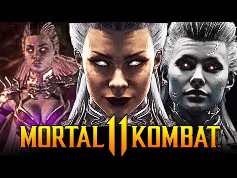 Mortal Kombat 11 – Official Look at Sindel in Game!!