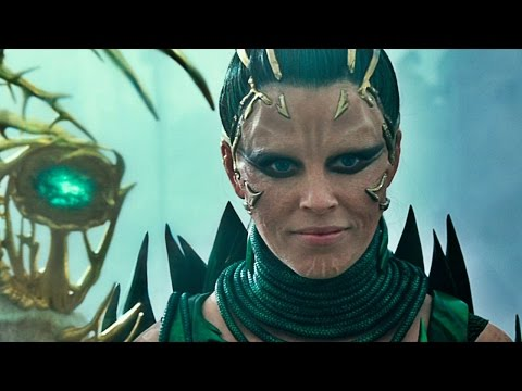 'Power Rangers' Movie Official Trailer (2017)