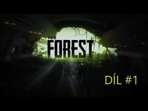 #TheForest Začátky 1.Díl
