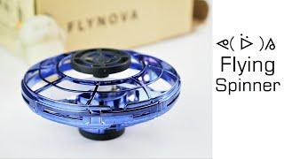 VICTOREM FlyNova Flying Spinner - Fliegender Fidget Spinner im Test - Moschuss.de