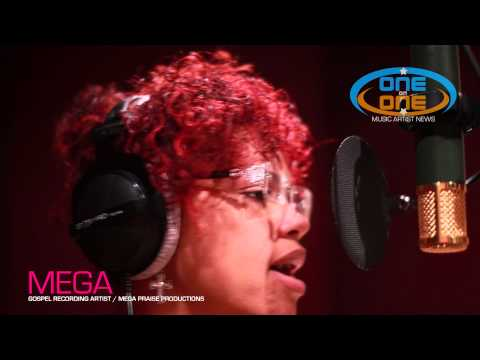 "Video Interview with Gospel Artist"" Mega"""