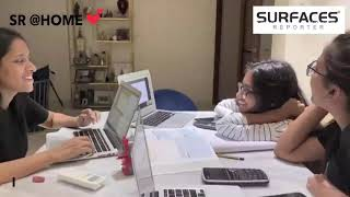 Making lovely memories during lockdown | Meet Designer Archana Baid | AND Design Co, Mumbai | SR@Home