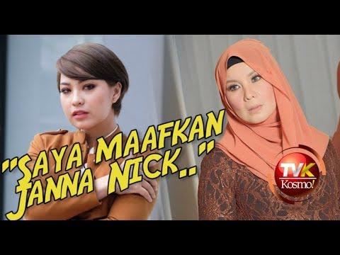 Sheila Rusly maafkan Janna Nick