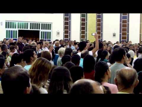 Abertura das Santas Missões Populares - Cianorte/Tapejara