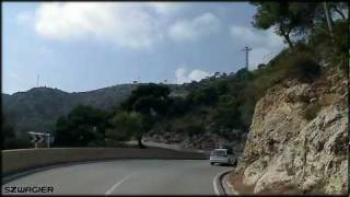 preview picture of video '334 - Spain. Carretera Eje Costero C-31 - Garraf - Vallcarca [HD]'