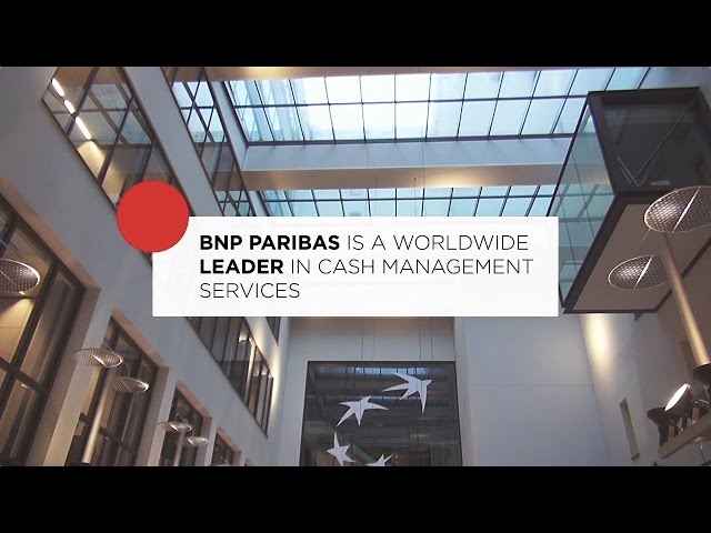 BNP Paribas - Content and media strategy