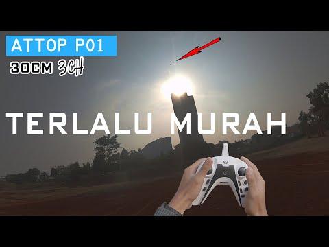 Pesawat Remote mungil Murah Auto Buy ATTOP P01