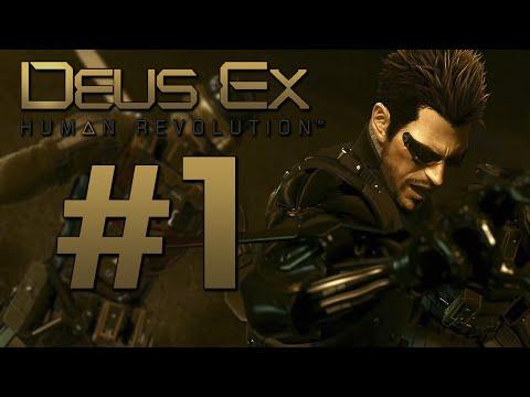 Gameplay de Deus Ex: Human Revolution Director's Cut