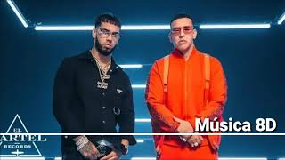Daddy Yankee & Anuel AA   Adictiva (Video Oficial) (8D Audio) I Música 8D